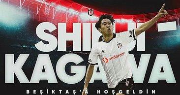 Beşiktaş'ın yeni transferi Kagawa'nın tek eksiği...