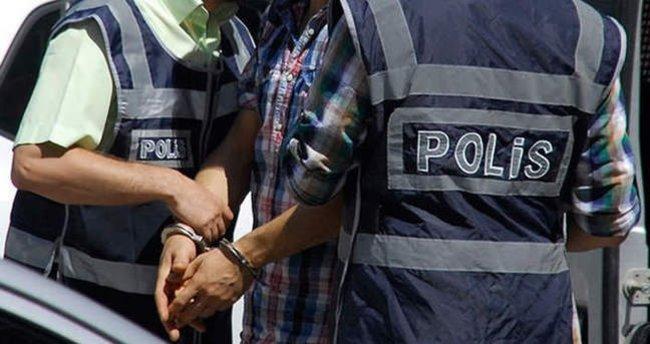 Antalya'da FETÖ'den 1100 kişi tutuklandı