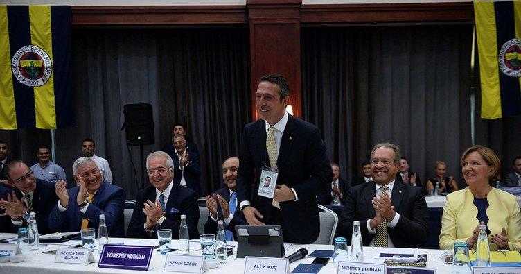 Son dakika haberi! Fenerbahçe'de Olağanüstü Genel Kurul Toplantısı iptal edildi