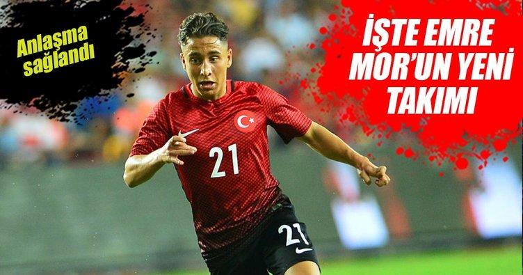 Emre Mor Inter'e evet dedi!
