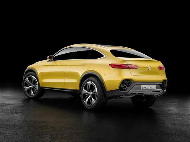 Mercedes'ten BMW' X4'e cevap
