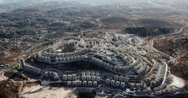 İsrail'in Batı Şeria'daki Yahudi yerleşim faaliyetleri 2018'de arttı