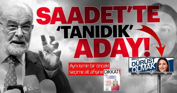 HDP'nin milletvekili adayı Fatma Yıldırım şimdi de Saadet'ten aday!
