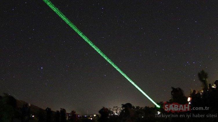 Rusya uyduları hedef alan lazer silahı geliştiriyor