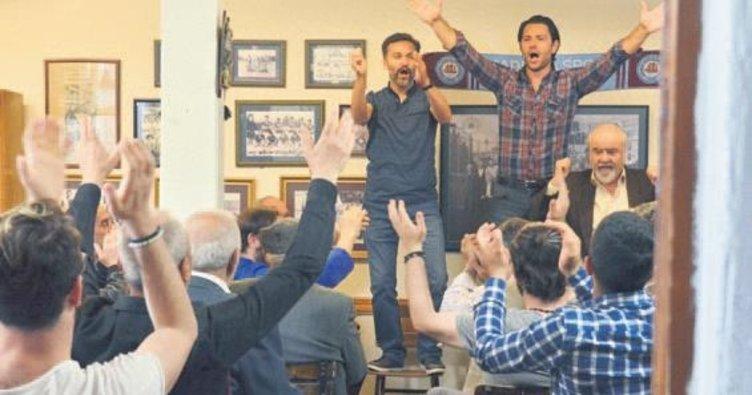 'Ver Kaç'ın çekimleri Kadırga'da başladı