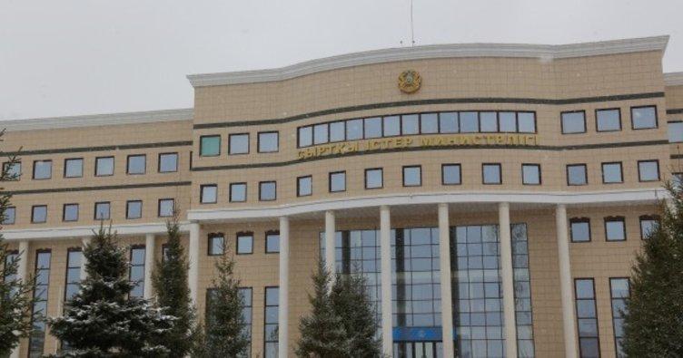 Kazakistan'dan Mısır'a nota