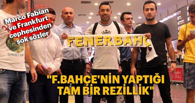 Marco Fabian'dan Fenerbahçe hakkında olay sözler