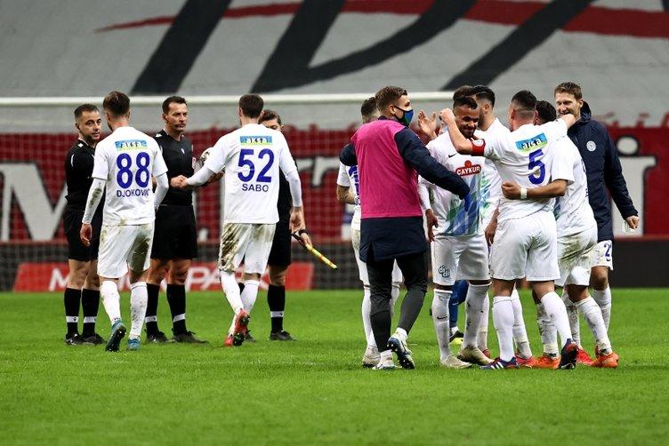 Son dakika: Galatasaray için olay şampiyonluk sözleri! Rizespor 6-7 atardı, Fatih Terim...