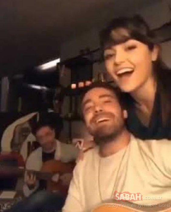 Murat Dalkılıç Hande Erçel'e olan aşkını böyle haykırdı!