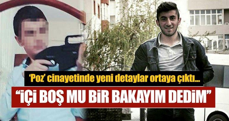 Erzurum'da arkadaşını öldürdüğü tüfeği internetten satın almış!