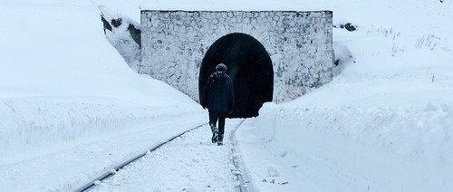 Soğuk filminden kareler