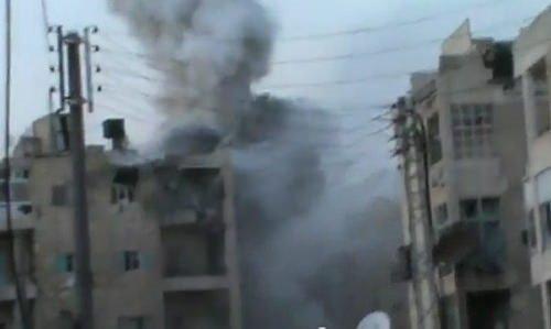 Halep'te taş üstünde taş kalmadı