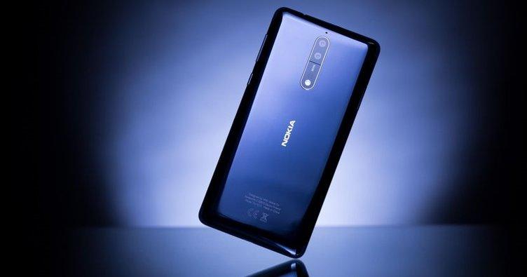 Nokia 8 satışa açıldı