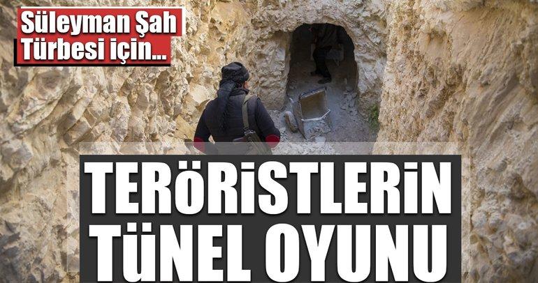Teröristlerin tünel oyunu