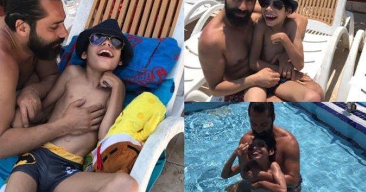 Çılgın Sedat, oğlu hakkındaki iğrenç yoruma sert tepki gösterdi