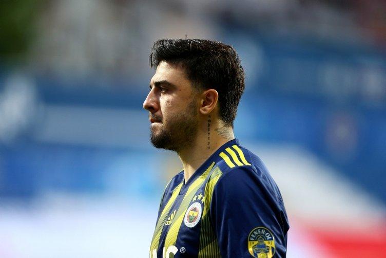 Fenerbahçe'den Ozan Tufan'a flaş uyarı!