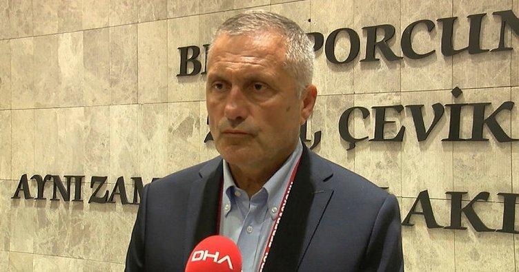Fenerbahçe İdari Menajeri Volkan Ballı: Tek hedefimiz şampiyonluk