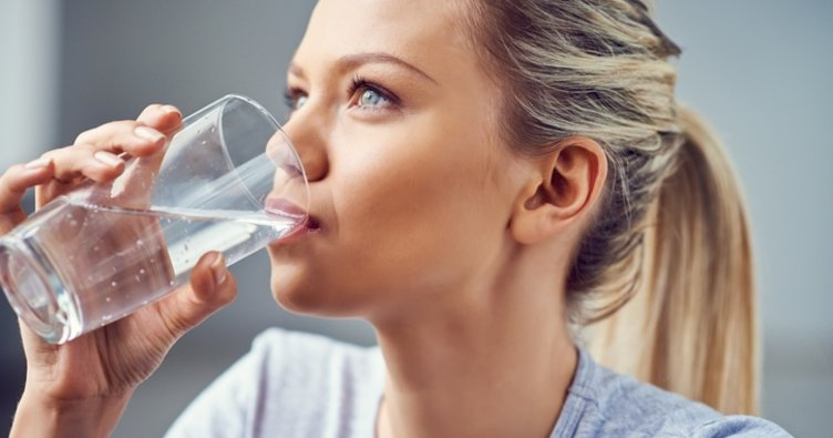 Su içmek düşük riskini önlüyor