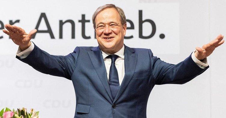 Türk Laschet'in ilk seçim zaferi