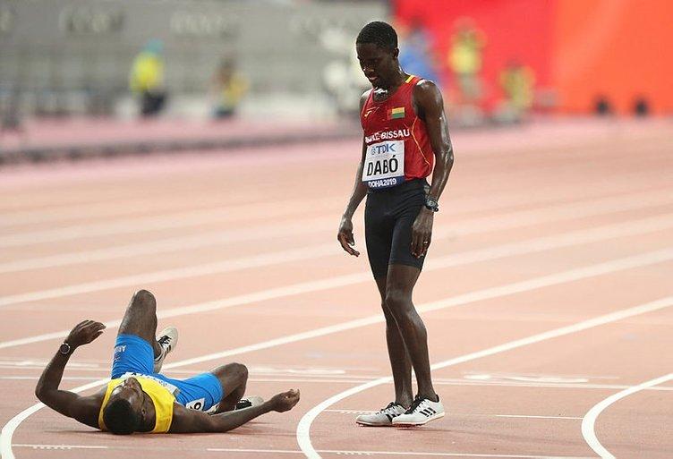 Dünya Atletizm Şampiyonası'nda spor tarihine geçen anlar