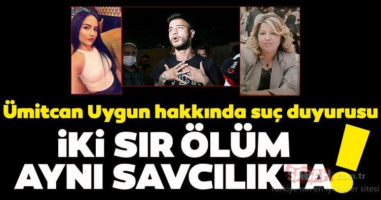 SON DAKİKA HABERİ - Aleyna Çakır'ı öldürdüğü iddia edilen Ümitcan Uygun kimi tehdit etti? İki sır ölüm, aynı savcılıkta...
