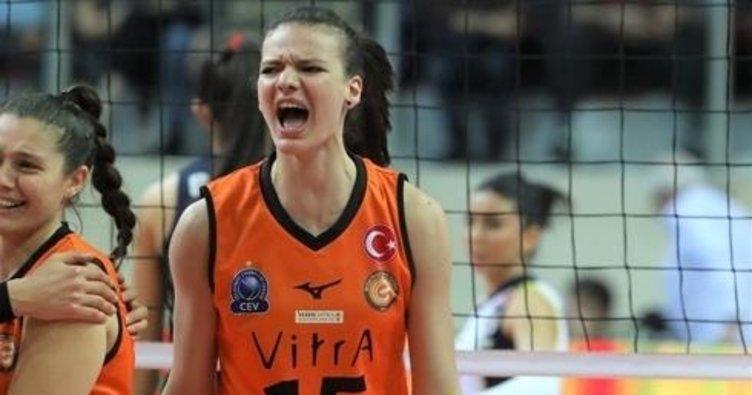 Eczacıbaşı VitrA Karayolları Spor Kulübü'nden Merve Atlıer'i transfer etti!