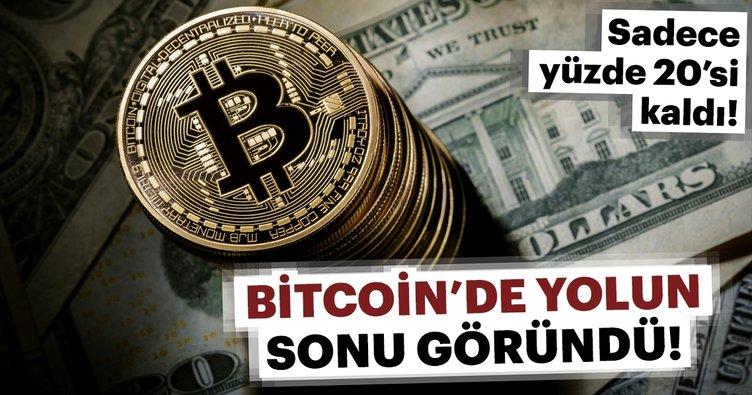 Bitcoin sayısı 17 milyona ulaştı! Kripto paraya yolun sonu gözüktü...