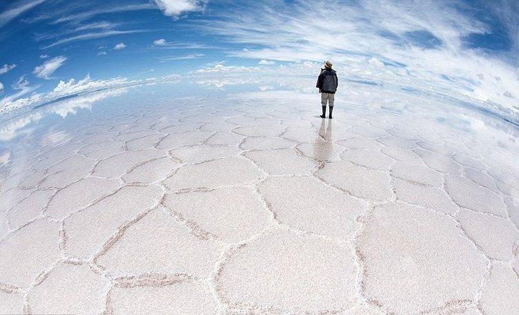 Başka gezegendeymiş gibi hissettiren muhteşem yerler