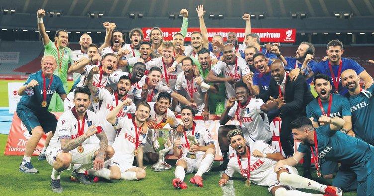 Ziraat Türkiye Kupası şampiyonuTrabzonspor