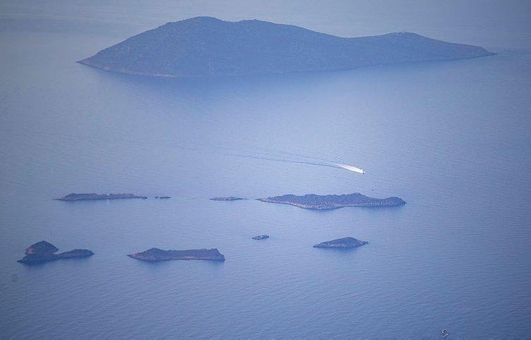Ege´yi askeri üs haline getirdi! İşte Yunanistan'ın silahlandırdığı 5 stratejik ada!