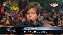 Halasının kul hakkına girdiğini düşünen 6,5 yaşındaki Alperen'den Nihat Hatipoğlu'na şaşırtan soru!