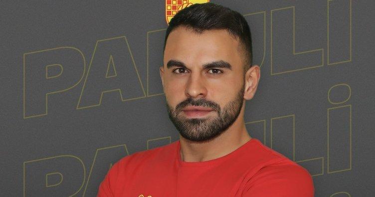 Göztepe ilk transferini açıkladı: Murat Paluli