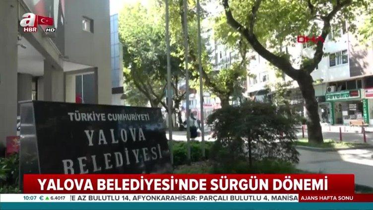 CHP'li Yalova Belediyesi hamile kadını sürgün etti!