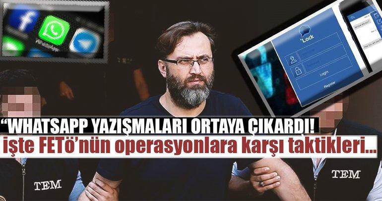 FETÖ'nün operasyonlara karşı taktikleri ByLock mesajlarında