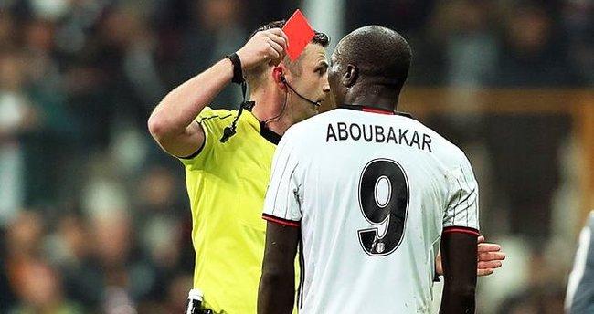Aboubakar özür diledi