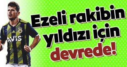 Fenerbahçe ezeli rakibin yıldızının peşinde! Emre Belözoğlu...
