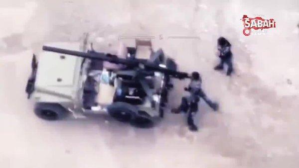 Milli Savunma Bakanlığı'ndan Zeytin Dalı Harekatı paylaşımı | Video