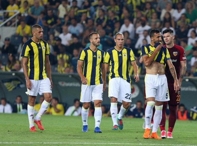 Fatih Karagümrük'ten Fenerbahçeli oyuncu için flaş transfer harekatı