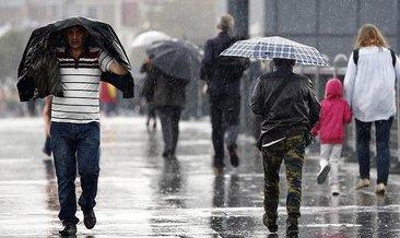Son dakika haberi I Meteoroloji uyardı! Sağanak yağış bekleniyor #burdur