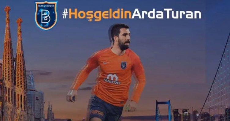 Arda Turan Başakşehir'de kaç numarayı giyecek?