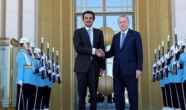 Katar Emiri'nden Cumhurbaşkanı Erdoğan'a 15 Temmuz tebriği