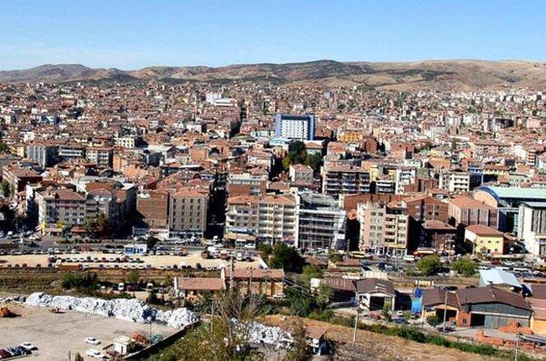 Türkiye'nin il il nüfusu