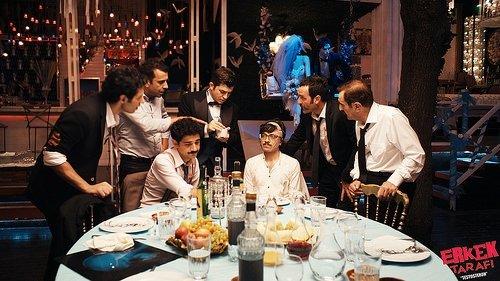 Erkek Tarafı: Testosteron filminden kareler