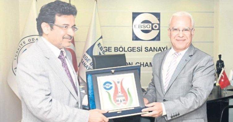 Sanayicilere Katar daveti
