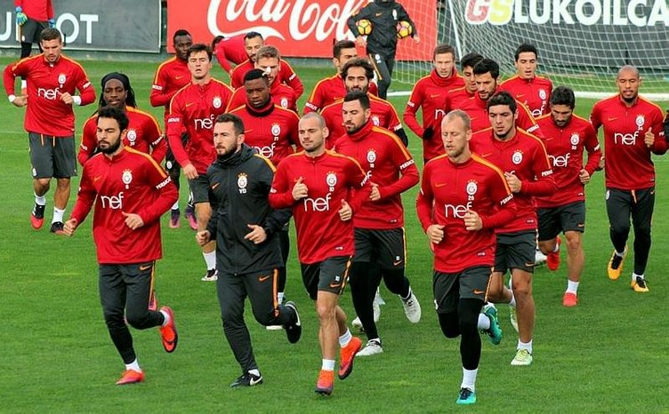 Galatasaray'da barış sağlandı