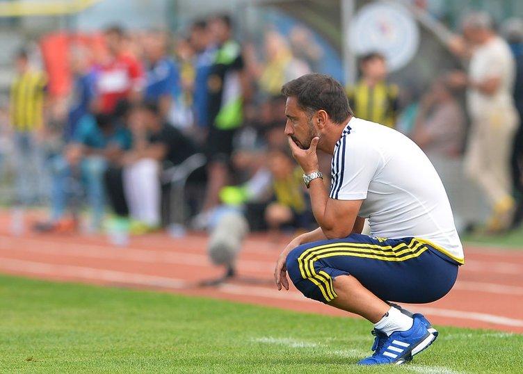 Vitor Pereira kök söktürüyor
