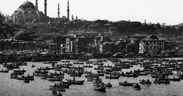 Ara Güler`in siyah beyaz İstanbul`u