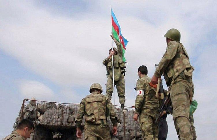 Son dakika haberi | Ermenistan Azerbaycan ordusu karşısında hezimete uğradı! Ermeni taburu yerle bir...