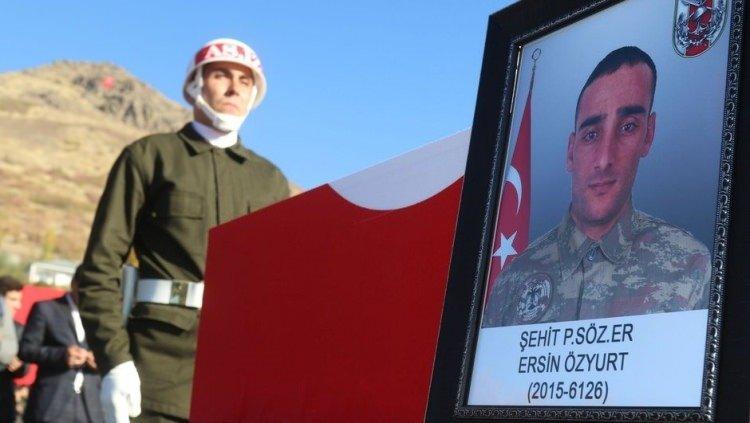 Türkiye Şemdinli şehitlerini uğurluyor!