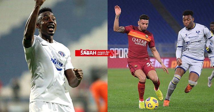 Trabzonspor Bruno Peres ve Koita ile ön anlaşma sağladı!